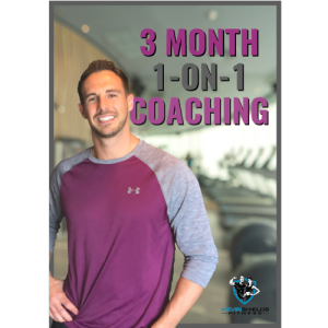3 Month Online Coaching